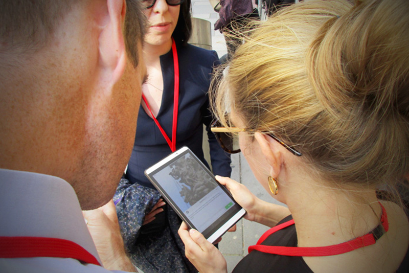 Tablet Rallye