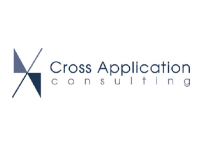 Cross Application consulting Logo